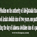 Fasting the day of Arafat