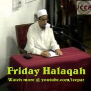 Friday Halaqah 05/03/13