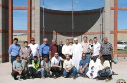New Masjid 1st Community Tour
