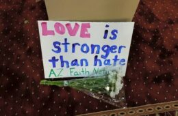 Love Is Stronger Than Hate Event